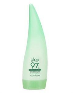 Лосьон для лица и тела экстрактом алоэ Aloe 97 Soothing Lotion Emulsion 240 мл Holika holika