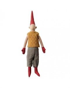 Мягкая игрушка Гном Пикси 2 Мини мальчик Maileg