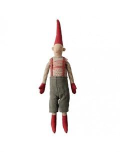 Мягкая игрушка Гном Пикси 1 Мини мальчик Maileg