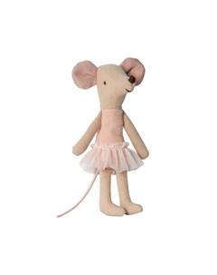 Мягкая игрушка Мышка старшая сестра Балерина 12 см Maileg