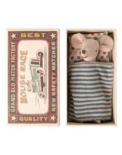 Мягкая игрушка Мышонок старший брат в коробке 16 0733 01 Maileg