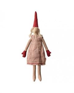 Мягкая игрушка Гном Пикси 2 Мини девочка Maileg