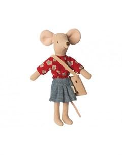 Мягкая игрушка Мышка мама Maileg