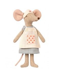 Мягкая игрушка Мышка Медсестра 15 см Maileg