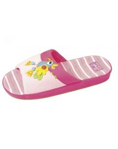 Тапочки комнатные для девочки HC30420 Тинго