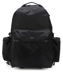 Рюкзак с карманом на молнии Juun.j