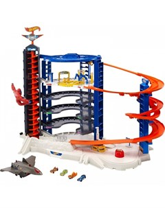 Игровой набор Невообразимая башня Hot wheels