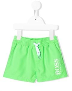 Плавки с логотипом Boss kidswear