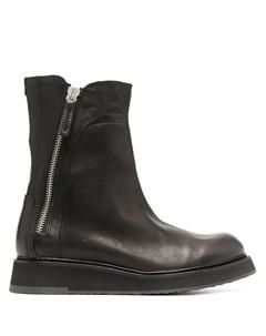 Массивные ботинки Cinzia araia