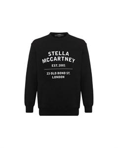 Хлопковый свитшот Stella mccartney
