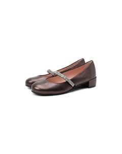 Кожаные туфли Pretty ballerinas