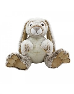 Мягкая игрушка Заяц 30 см Molli
