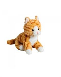 Мягкая игрушка Кот рыжий 20 см Molli
