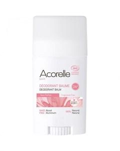 Дезодорант бальзам Без аромата Acorelle