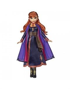 Frozen Кукла поющая Холодное Сердце 2 Disney princess