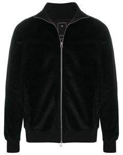Бархатная куртка с вышивкой Maharishi