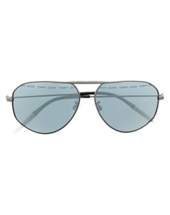 Солнцезащитные очки авиаторы Tommy jeans