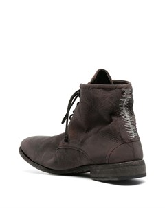Массивные ботинки на шнуровке Isaac sellam experience