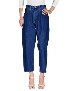 Джинсовые брюки Ma'ry'ya
