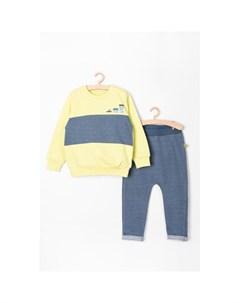 Комплект свитшот и брюки для мальчиков 5P3902 5.10.15.