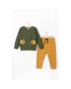 Комплект свитшот и брюки для мальчиков 5P3904 5.10.15.