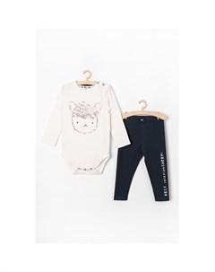Комплект боди и брюки для мальчиков 5P3903 5.10.15.