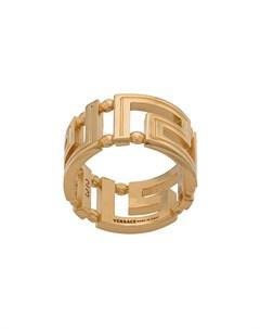 Кольцо с декором Greco Versace
