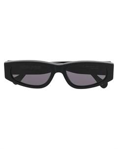 Солнцезащитные очки в прямоугольной оправе Marcelo burlon county of milan