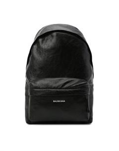 Кожаный рюкзак Explorer Balenciaga
