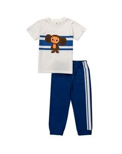 Пижама для мальчика Союзмультфильм CFB03132 Frutto rosso