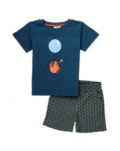Пижама для мальчика Союзмультфильм CFB03134 Frutto rosso