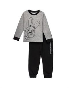 Пижама для мальчика Союзмультфильм Ну погоди Заяц Frutto rosso