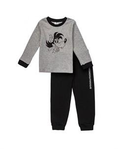 Пижама для мальчика Союзмультфильм Ну погоди Волк Frutto rosso