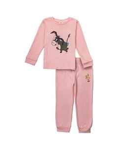 Пижама для девочки Союзмультфильм CFG03139 Frutto rosso