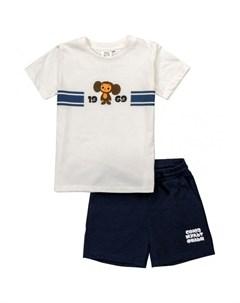 Пижама для мальчика Союзмультфильм CFB03130 Frutto rosso