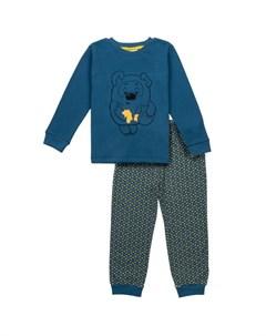 Пижама для мальчика Союзмультфильм CFB03135 Frutto rosso