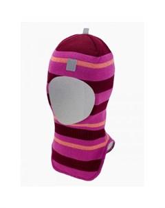 Шапка шлем зимний для девочки DH3 6075 Прикиндер