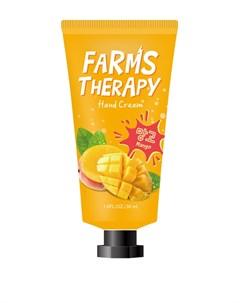 Крем для рук Манго Farms therapy