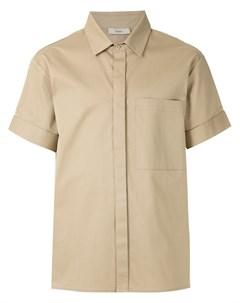 Рубашка с накладным карманом Egrey