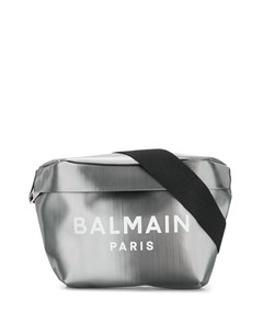 Поясная сумка с логотипом Balmain