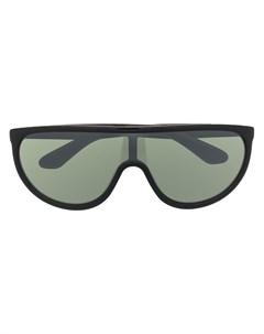 Солнцезащитные очки маска Jimmy choo eyewear