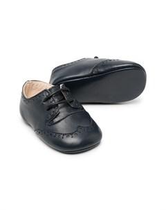 Туфли на шнуровке La stupenderia