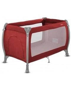 Манеж кровать Lodge Brick красный Inglesina