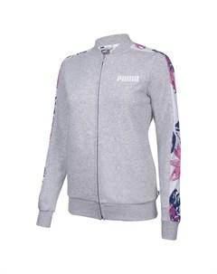 Олимпийка AOP FZ Jacket TR W Puma