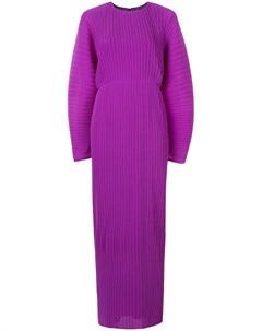 Плиссированное платье макси Maribelle Solace london