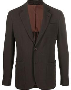 Легкий пиджак на пуговицах Giorgio armani