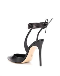 Туфли Naomi с завязками на щиколотке Giuliano galiano