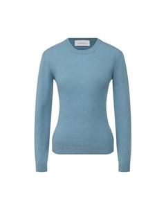 Пуловер из смеси кашемира и шелка Alexandra golovanoff