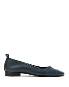 Туфли Nuage на плоской подошве с миндалевидным носком Sarah chofakian