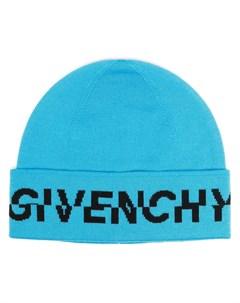 Шапка бини с логотипом Givenchy